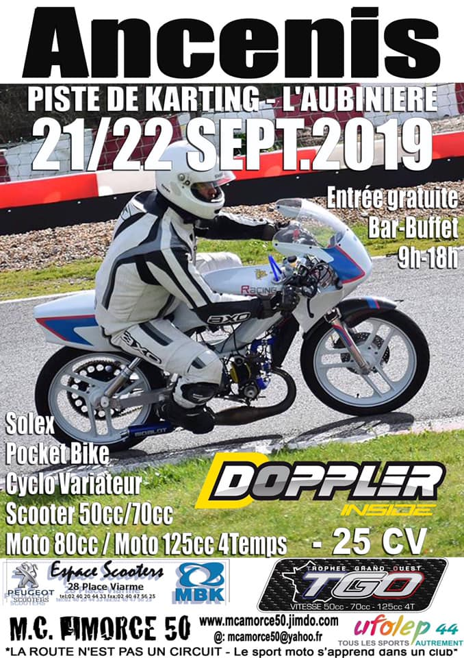 Calendrier Roulage Moto 2020.News Trophee Grand Ouest